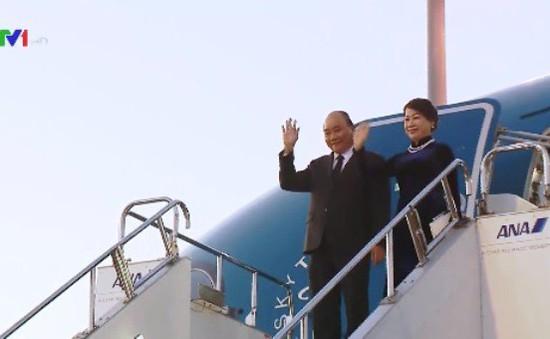 Chuyến công tác dự Hội nghị cấp cao Mekong-Nhật Bản và thăm Nhật Bản của Thủ tướng Chính phủ kết thúc tốt đẹp