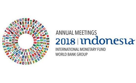 Hội nghị của IMF và WB tại Indonesia sẽ tập trung bàn về các vấn đề kinh tế toàn cầu