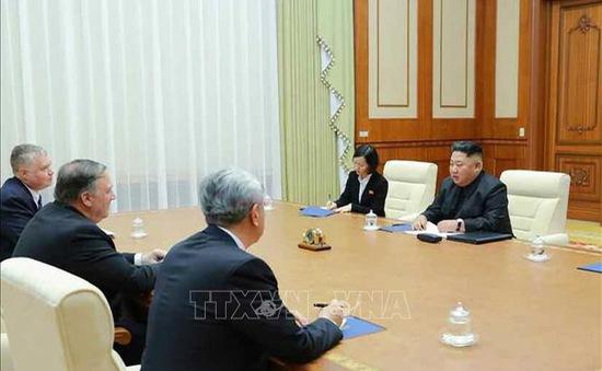 Triều Tiên, Mỹ nhất trí tổ chức hội đàm cấp chuyên viên trước cuộc gặp thượng đỉnh