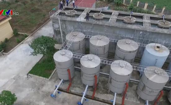 Xã hội hóa cấp nước sạch nông thôn