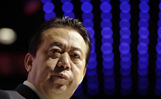 Trung Quốc xác nhận Chủ tịch Interpol đang bị điều tra