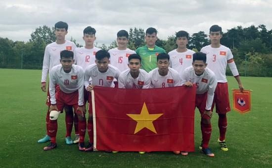 Thua luân lưu 11m trước  U17 Thái Lan, U17 Việt Nam xếp hạng Tư chung cuộc tại Jenesys 2018