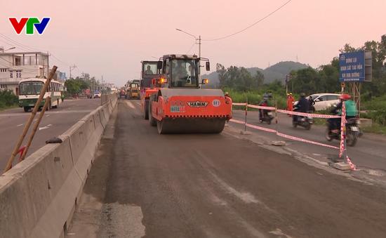 Cần sớm khắc phục hư hỏng Quốc lộ 1 và hoàn thành nâng cấp Quốc lộ 19 qua Bình Định