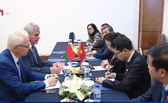 Việt Nam luôn coi trọng phát triển quan hệ hữu nghị truyền thống với Belarus