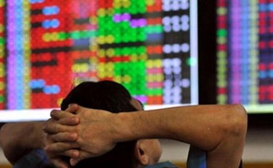 VN-Index giảm mạnh gần 18 điểm