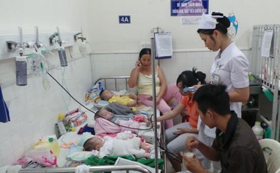 Bệnh viện Đa khoa Đồng Tháp quá tải vì bệnh nhân vượt tuyến