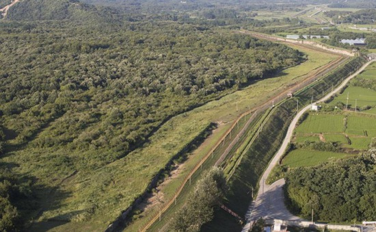 Chính thức triển khai vùng cấm bay gần biên giới liên Triều