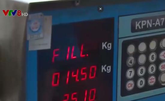 Giá gas giảm từ hôm nay (01/11)