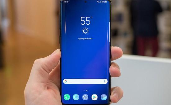 Galaxy S10 sẽ trông như thế nào với camera trước nằm bên trong màn hình?