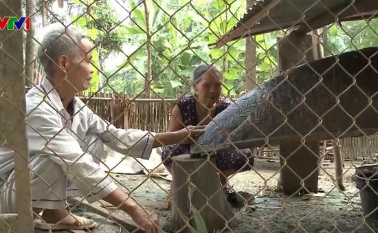 Độc đáo mô hình làng chống lũ của người dân Đại Lộc, Quảng Nam