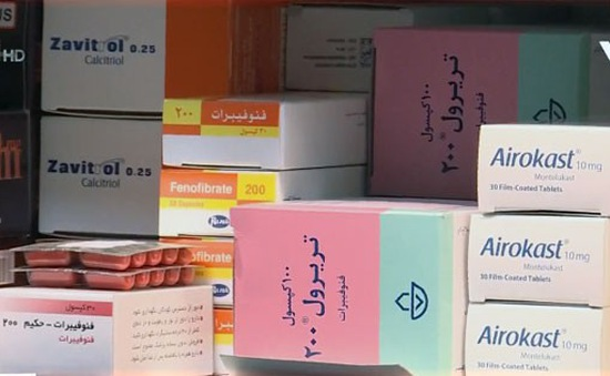 Thiếu hụt nguồn cung thuốc điều trị nhập ngoại tại Iran