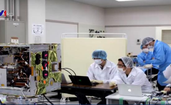 Việt Nam bước đầu làm chủ công nghệ vệ tinh