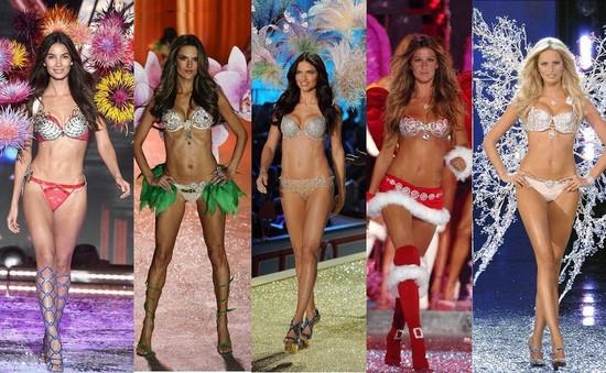 Điểm danh những mẫu nội y Fantasy Bra đình đám nhất lịch sử Victoria's Secret