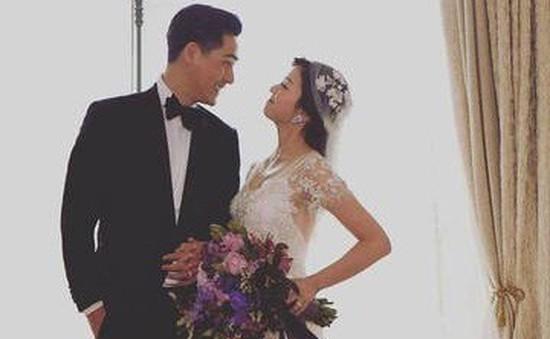 Vợ chồng Châu Du Dân đăng ảnh ngọt ngào kỷ niệm 3 năm ngày cưới