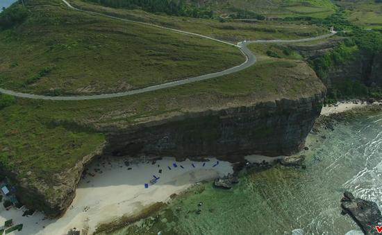 """Bước chân khám phá: """"Lý Sơn hòn đảo thiên đường_Phần 1"""" (20h55 thứ Sáu 16/11, trên VTV8)"""