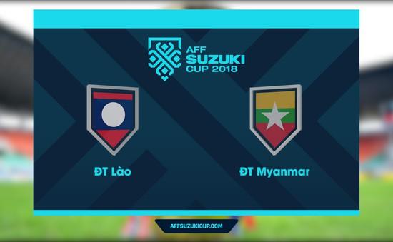 VIDEO: Xem lại diễn biến trận đấu ĐT Lào 1-3 ĐT Myanmar