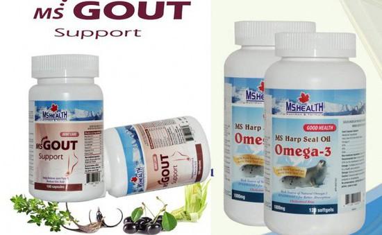 Công ty TNHH Dược phẩm Sao Mai bị thu hồi 2 giấy xác nhận công bố sản phẩm
