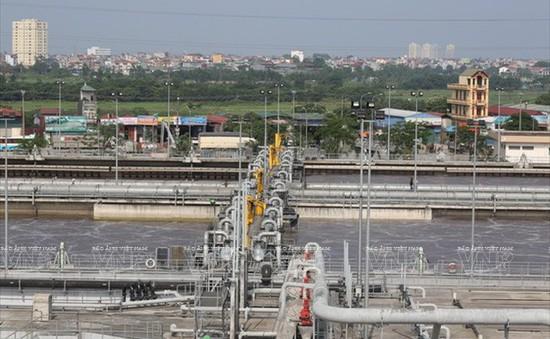 Hà Nội tăng cường xử lý nước thải sinh hoạt tập trung