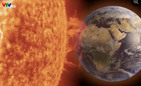 NASA cảnh báo bão Mặt trời tấn công Trái đất vào hôm nay