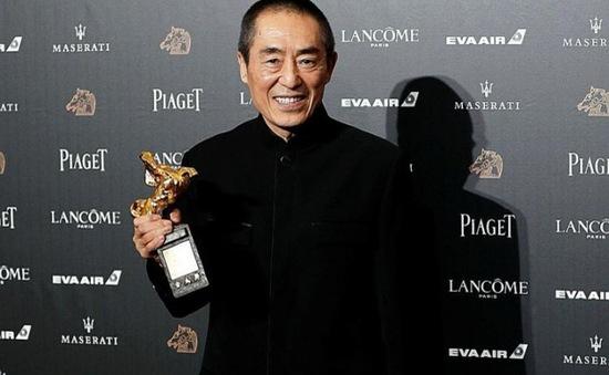 Trương Nghệ Mưu lần đầu nhận giải Kim Mã