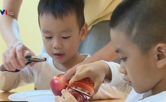 Làm thế nào giúp trẻ hào hứng hơn với việc ăn rau củ quả?
