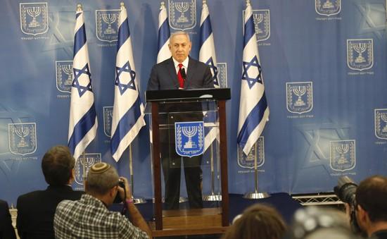 Thủ tướng Israel bác bỏ bầu cử trước thời hạn