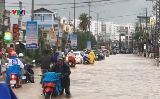 Tỉnh Khánh Hòa cho học sinh nghỉ học tránh bão số 9