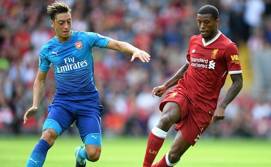 Lịch trực tiếp bóng đá Ngoại hạng Anh vòng 11: Arsenal đối đầu Liverpool