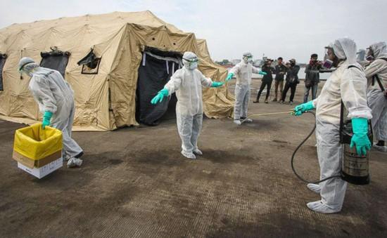 WHO lo ngại về tình hình lây nhiễm Ebola ở CHDC Congo