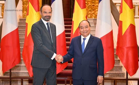 Thủ tướng Pháp thăm chính thức Việt Nam