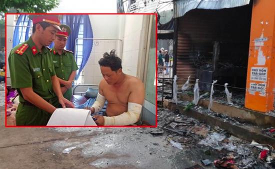 Đắk Lắk xác định đối tượng đốt cửa hàng hoa khiến 2 người thiệt mạng