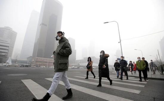 Trung Quốc công bố biện pháp mới cải thiện chất lượng không khí