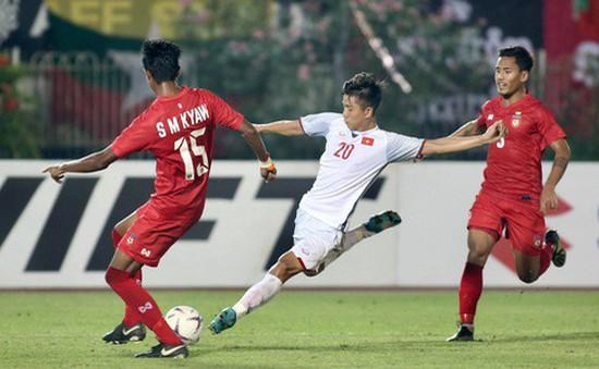 KẾT QUẢ AFF Cup 2018, ĐT Myanmar 0-0 ĐT Việt Nam: Chia điểm đáng tiếc trên sân khách!