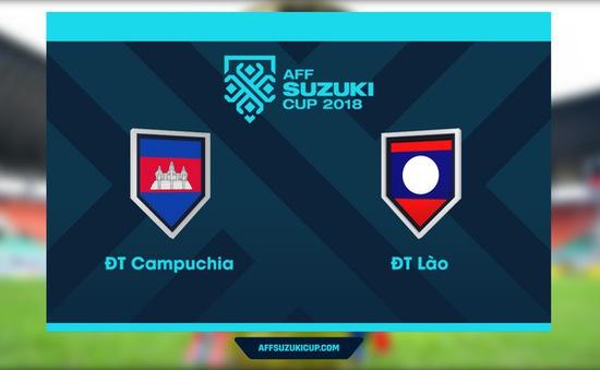 VIDEO tổng hợp trận đấu ĐT Campuchia 3-1 ĐT Lào (Bảng A AFF Cup 2018)