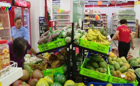 Người Việt chi 830 tỷ đồng/tháng nhập khẩu rau