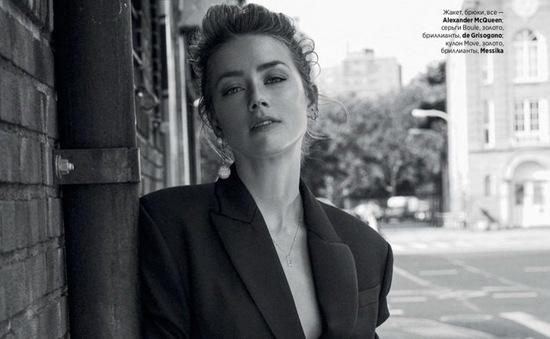 """Amber Heard: Tôi có một """"tình bạn đẹp"""" với Elon Musk"""