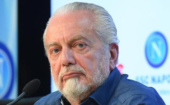 Chủ tịch CLB Napoli muốn mua 1 đội bóng Anh
