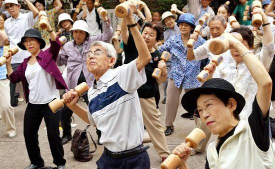 Mục tiêu tăng tuổi thọ của người Hàn Quốc