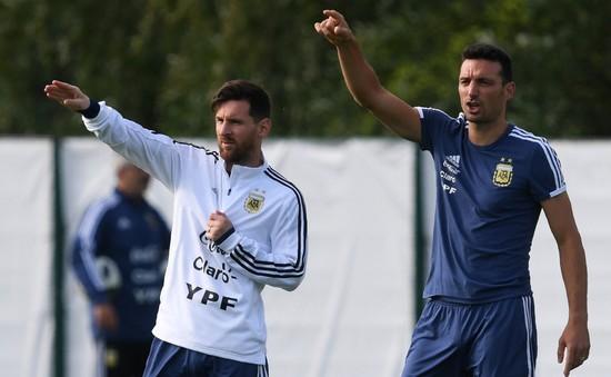 """""""Thầy tạm"""" của Messi chính thức được bổ nhiệm"""