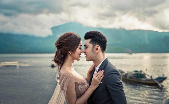 Bộ ảnh cưới đẹp như mơ của vợ chồng nam ca sĩ Ưng Hoàng Phúc - Kim Cương