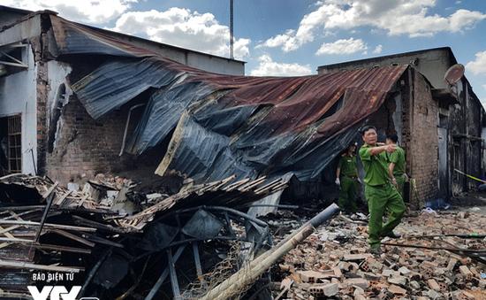 Cháy xe bồn chở xăng khiến 6 người chết: Trước vụ cháy, xe bồn liên tục chạy quá tốc độ