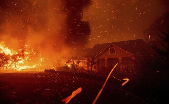 Nguy cơ lở đất nghiêm trọng sau cháy rừng tại California, Mỹ