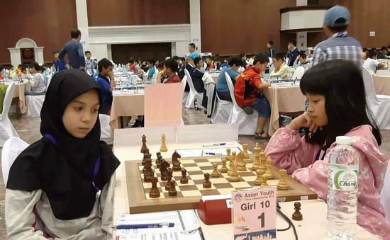 Kỳ thủ nhí Việt Nam xếp hạng 5 cờ vua thế giới