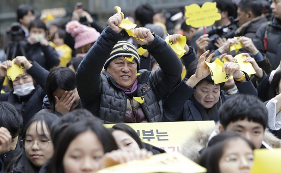 Tổng bãi công phản đối chính sách lao động tại Hàn Quốc