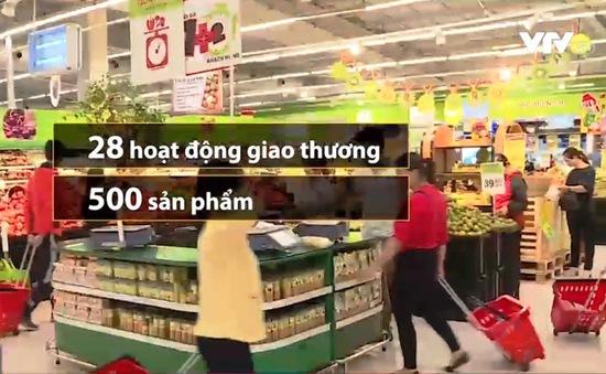 Thúc đẩy hàng Việt đến tay người tiêu dùng qua hoạt động giao thương, kết nối cung cầu