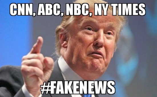 Liệu truyền thông có khắc nghiệt với Tổng thống Mỹ Donald Trump?