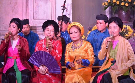 Khai mạc chuỗi sự kiện Hương sắc cố đô tại Hà Nội