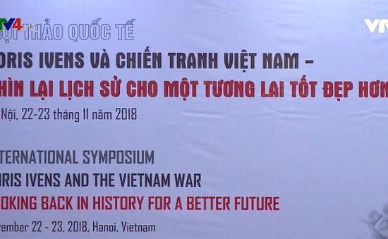 Joris Ivens và những ký ức về chiến tranh Việt Nam
