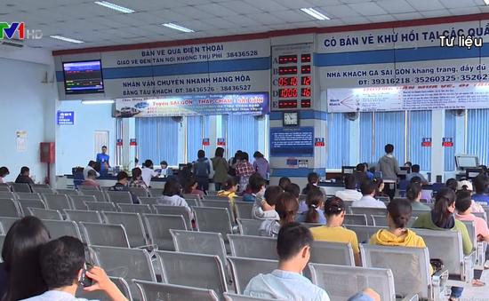 Đường sắt Sài Gòn chạy thêm 32 đoàn tàu dịp Tết Dương lịch 2019