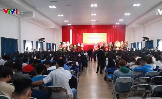 Hợp tác đào tạo nhân lực cho Hàn Quốc tại Việt Nam